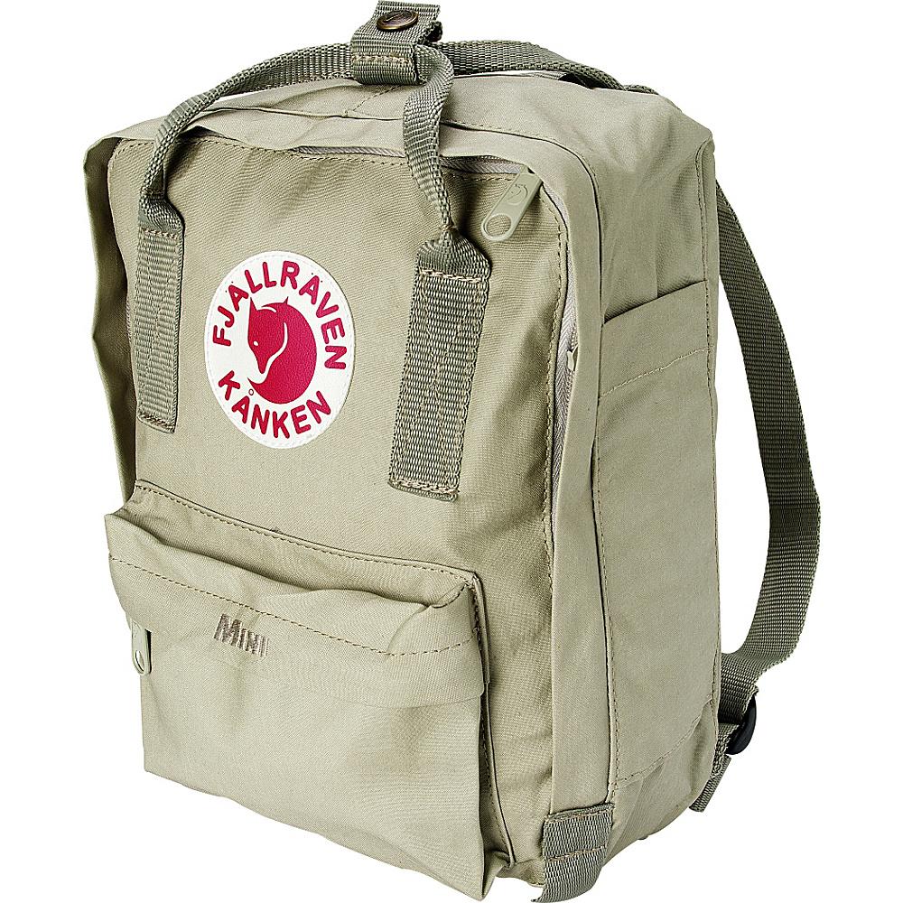 Fjallraven Kanken Mini Backpack Putty - Fjallraven Everyday Backpacks - Backpacks, Everyday Backpacks