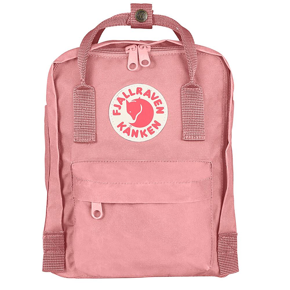 Fjallraven Kanken Mini Backpack Pink - Fjallraven Everyday Backpacks - Backpacks, Everyday Backpacks