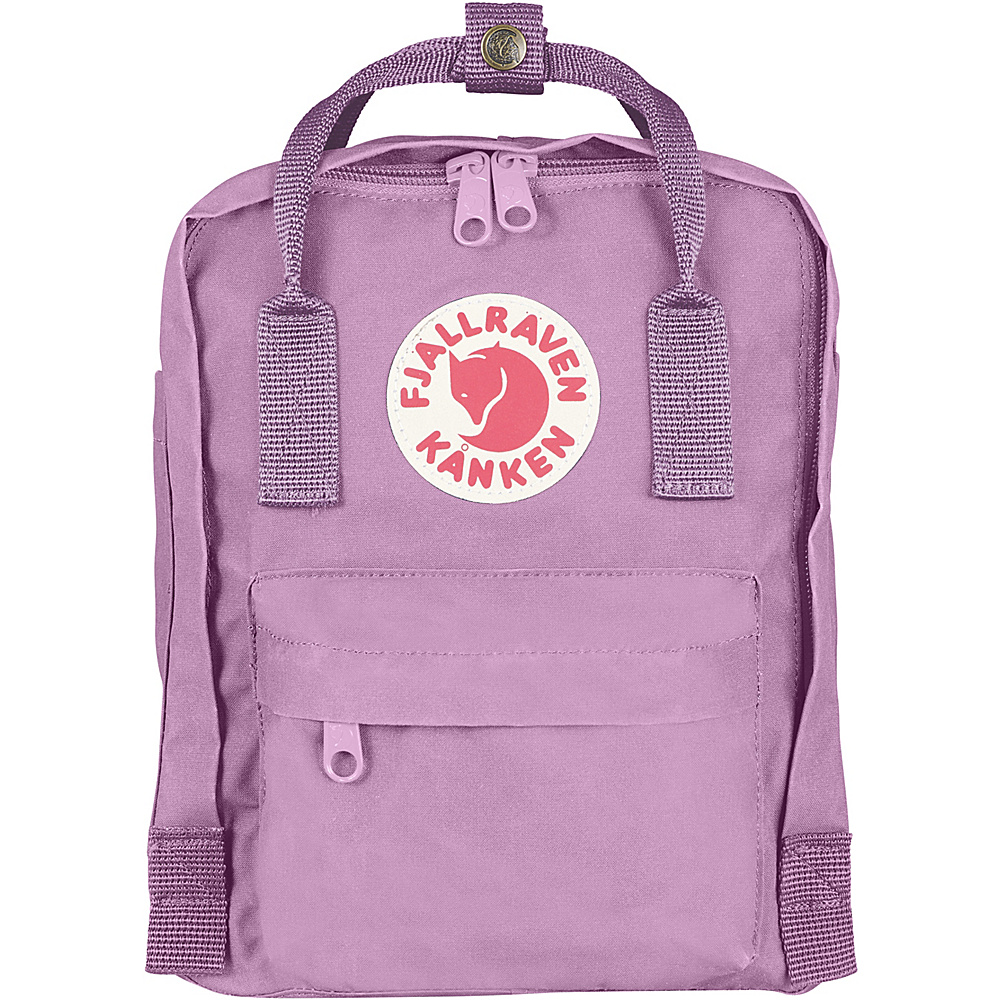 Fjallraven Kanken Mini Backpack Orchid - Fjallraven Everyday Backpacks - Backpacks, Everyday Backpacks