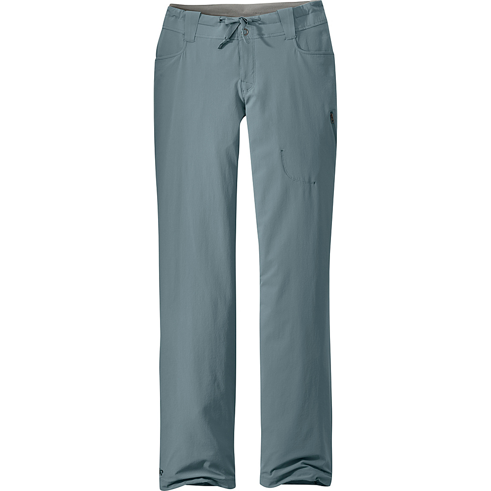 Outdoor Research Womens Ferrosi Pants 10 - Shade - Outdoor Research Womens Apparel - Apparel & Footwear, Women's Apparel