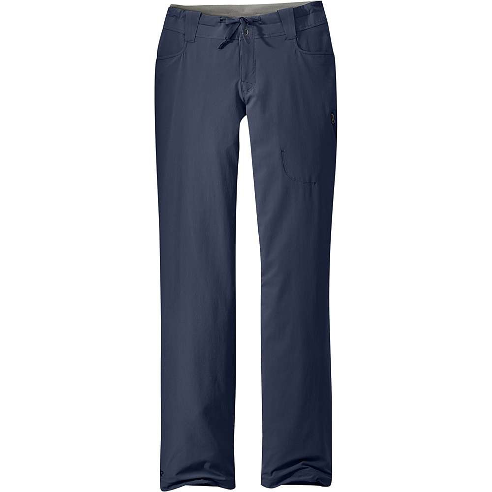 Outdoor Research Womens Ferrosi Pants 4 - Night - Outdoor Research Womens Apparel - Apparel & Footwear, Women's Apparel