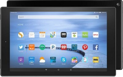 "Image of Amazon Products Fire HD 10 - 10.1"" HD Display - Wi-Fi - 16 GB Black - Amazon Products Electronics"