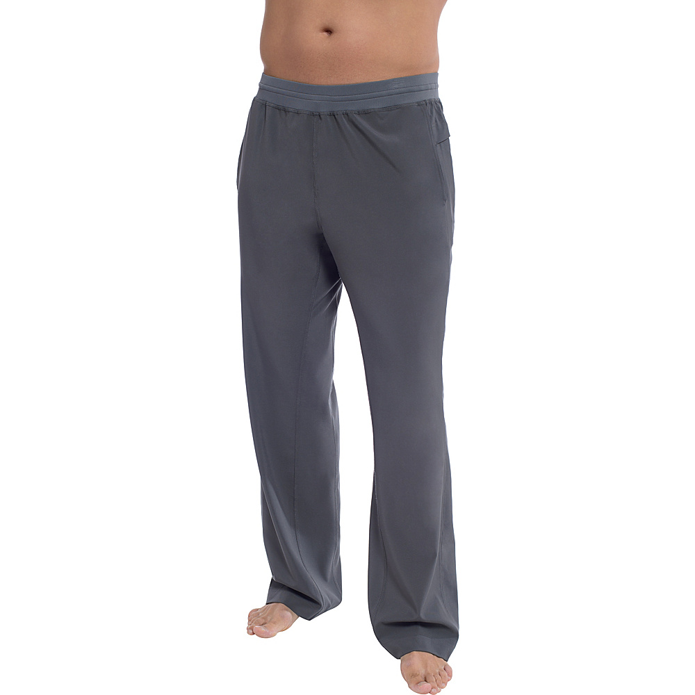 Soybu Mens Samurai Pant L - Storm - Soybu Mens Apparel - Apparel & Footwear, Men's Apparel