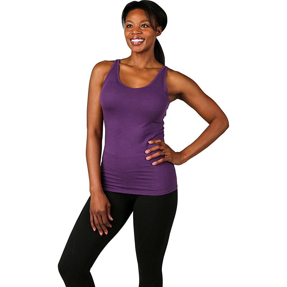 Soybu Lola Tank S - Concord Grape - Soybu Womens Apparel - Apparel & Footwear, Women's Apparel