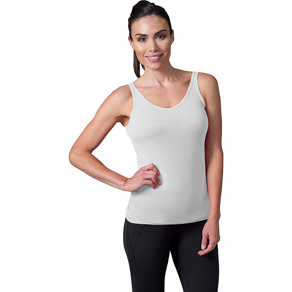 Soybu Lola Tank M - White - Soybu Womens Apparel - Apparel & Footwear, Women's Apparel