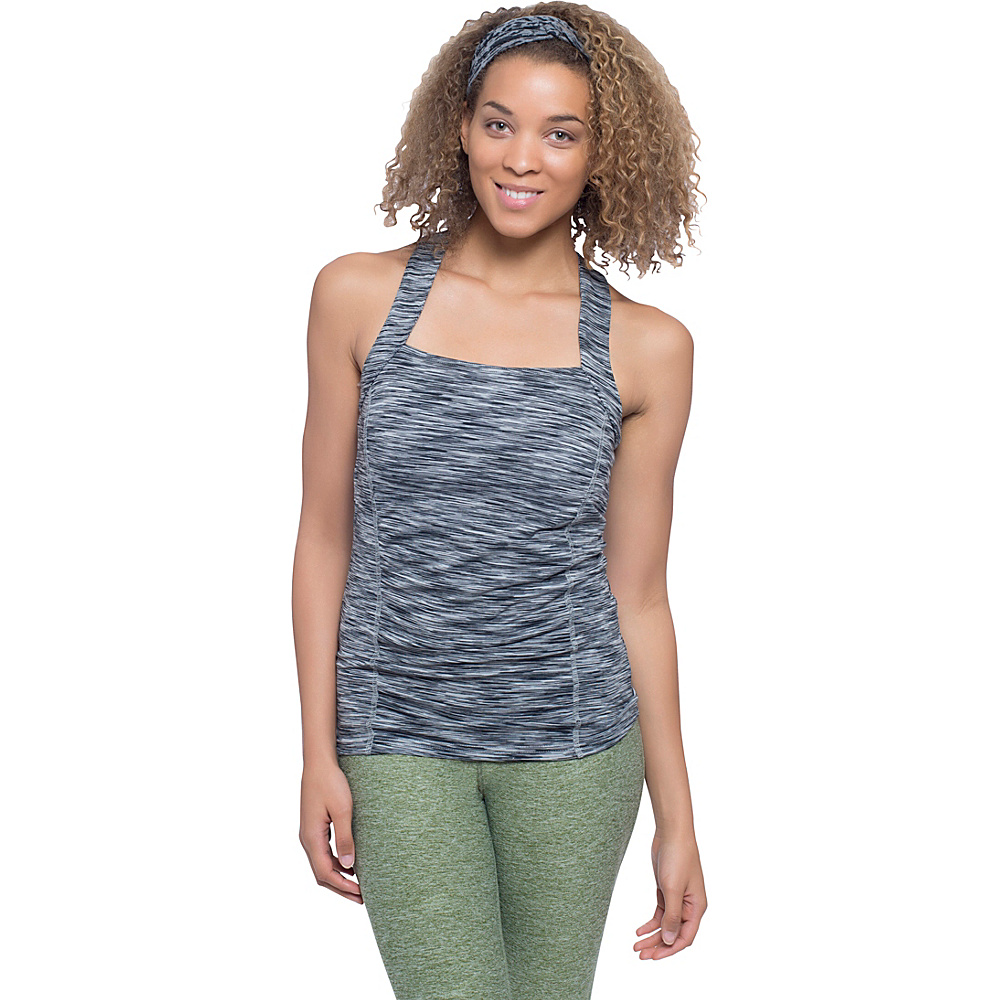 Soybu Alecia Tank L Black Space Dye Soybu Women s Apparel