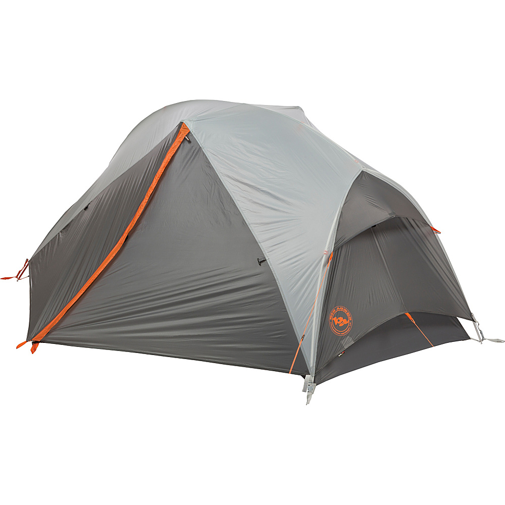 Big Agnes Copper Spur UL 1 Person Tent Terra Cotta Silver Big Agnes Outdoor Accessories