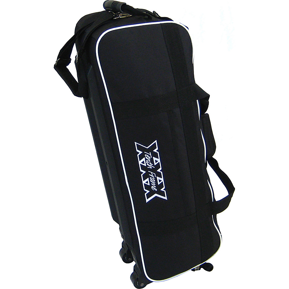 Tenth Frame Glide Triple Tote Black - Tenth Frame Bowling Bags