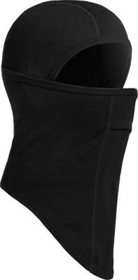 Icebreaker Oasis Balaclava One Size - Black - Icebreaker Hats/Gloves/Scarves