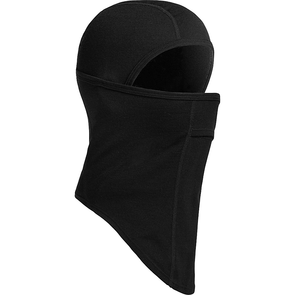 Icebreaker Oasis Balaclava One Size - Black - Icebreaker Hats/Gloves/Scarves - Fashion Accessories, Hats/Gloves/Scarves