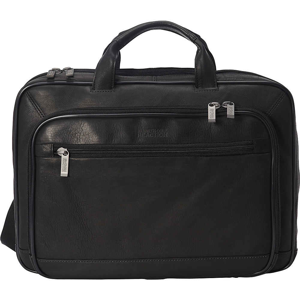 Kenneth Cole Reaction Point Of De Port Ure Black Kenneth Cole Reaction Non Wheeled Business Cases