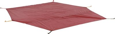 Big Agnes Battle Mountain 3 Person Footprint Red - Big Agnes Outdoor Accessories