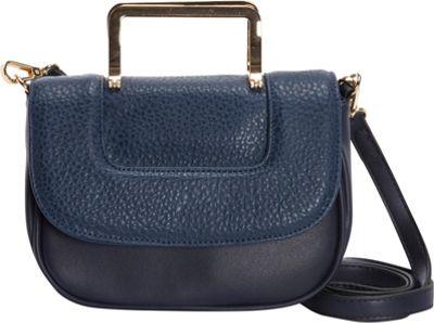 Diophy Convertible Crossbody Navy - Diophy Manmade Handbags