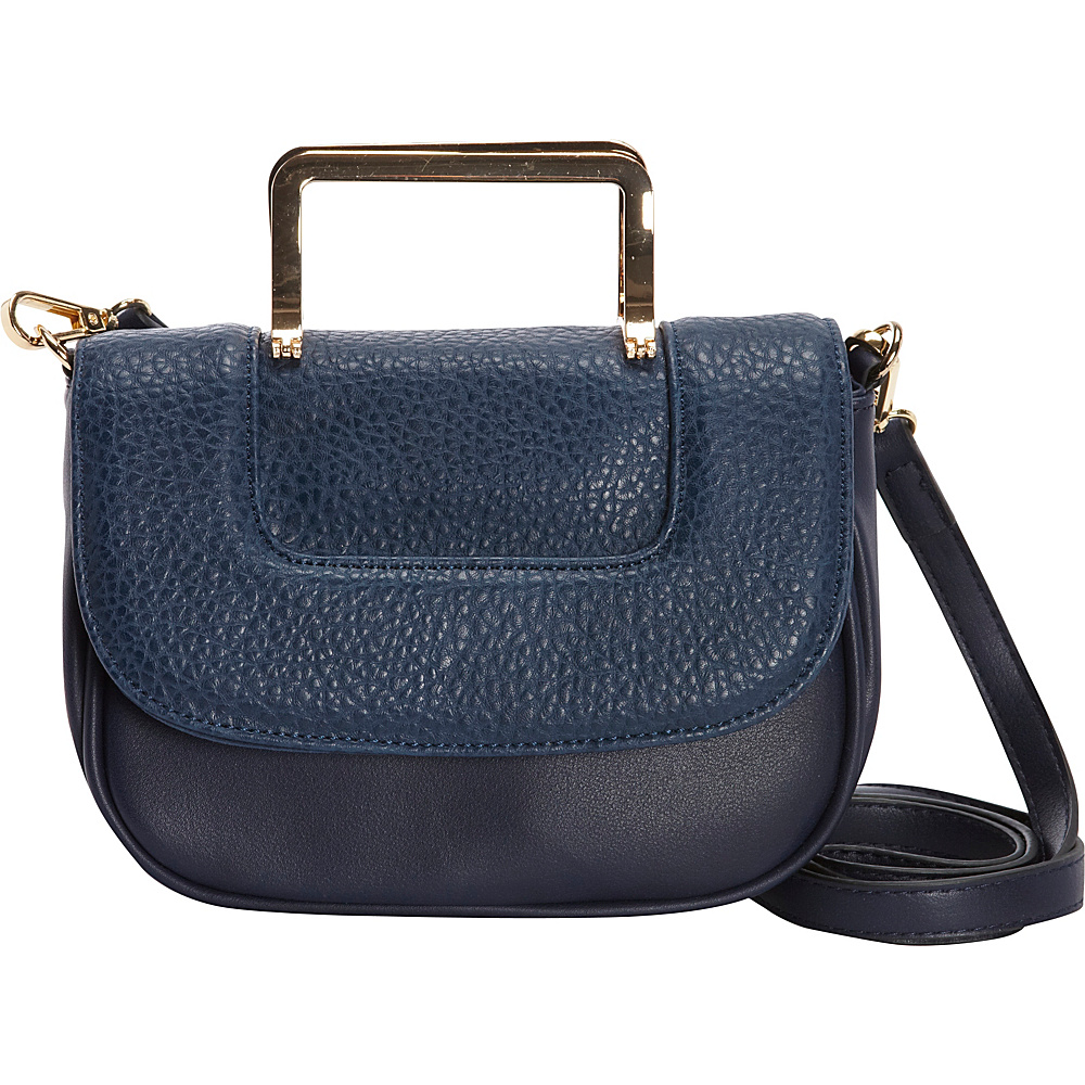 Diophy Convertible Crossbody Navy Diophy Manmade Handbags