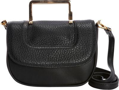 Diophy Convertible Crossbody Black - Diophy Manmade Handbags