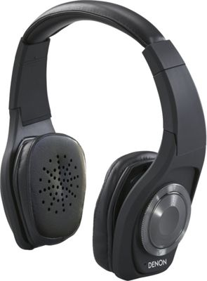 Denon Denon Globe Cruiser On-Ear Headphones Noise Canceling Blacks - Denon Headphones & Speakers