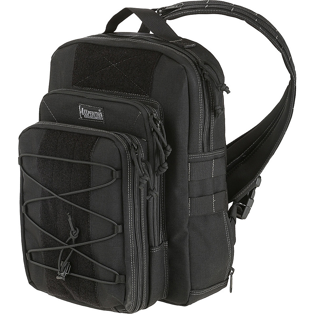 Maxpedition Duality Backpack Black Maxpedition Day Hiking Backpacks