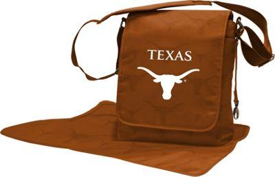 Lil Fan Big 12 Teams Messenger Bag University of Texas - Lil Fan Diaper Bags & Accessories