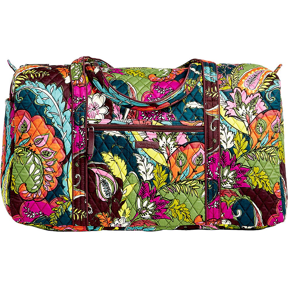Vera Bradley Large Duffel 2.0 Autumn Leaves - Vera Bradley Travel Duffels - Duffels, Travel Duffels