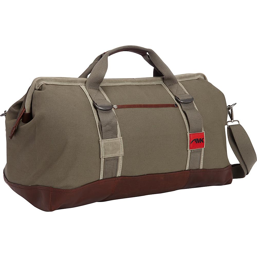 Mountain Khakis Cabin Duffle Bag Dark Olive - Mountain Khakis Outdoor Duffels - Duffels, Outdoor Duffels