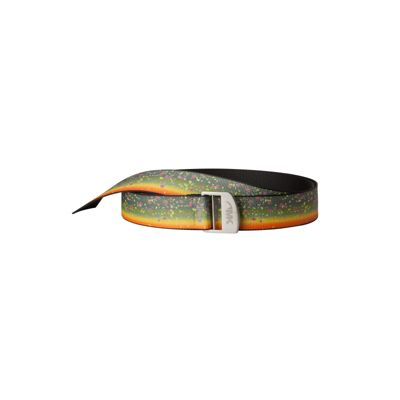 Mountain Khakis Trout Webbing Belt One Size - Brook Trout - Mountain Khakis Other Fashion Accessories