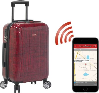 "Planet Traveler USA USA Smart Tech Case 19"" Carry On ..."