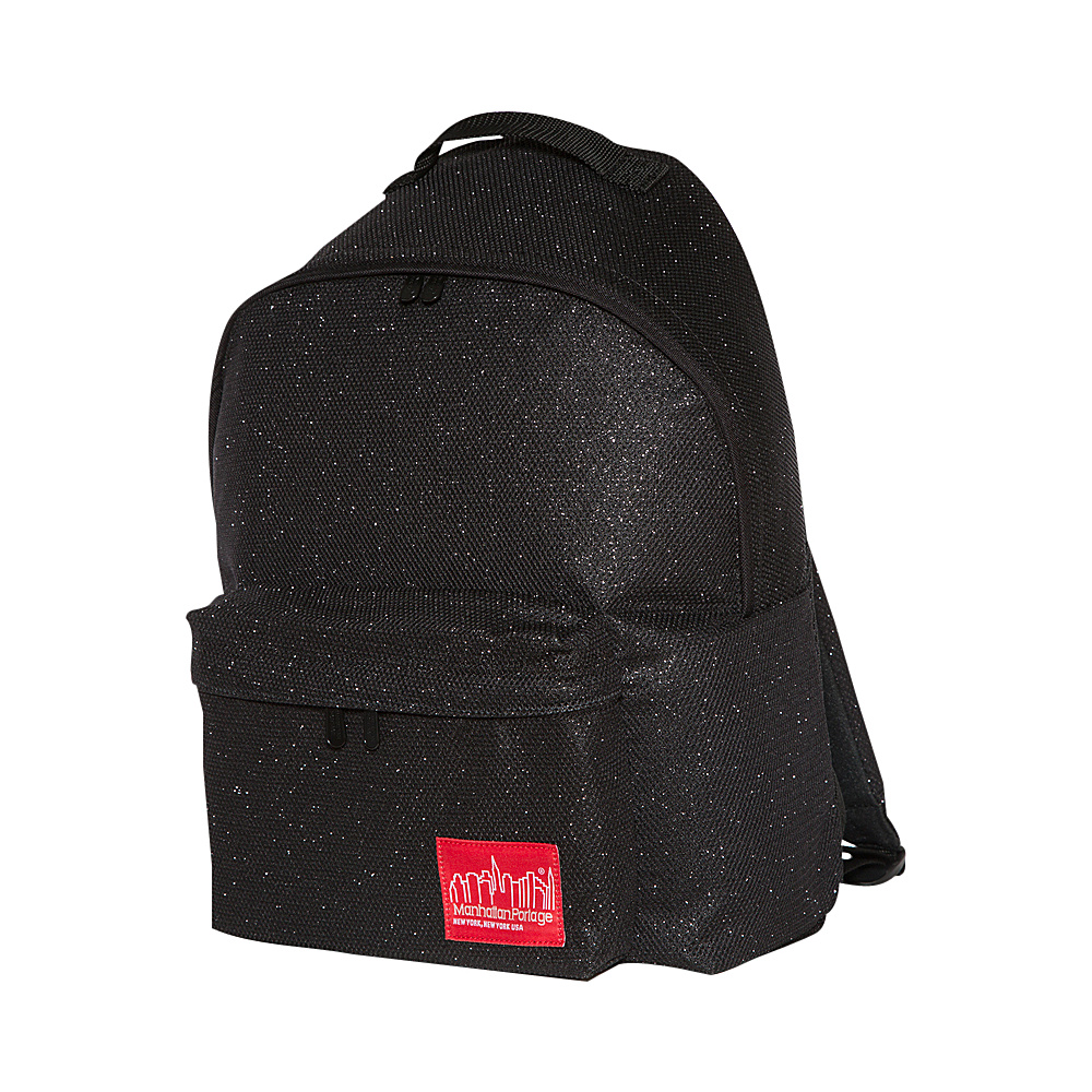 Manhattan Portage Midnight Big Apple Backpack (MD) Black - Manhattan Portage Everyday Backpacks - Backpacks, Everyday Backpacks