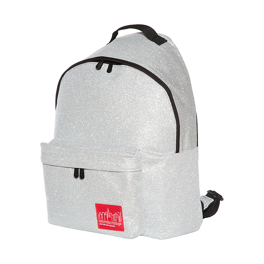 Manhattan Portage Midnight Big Apple Backpack (MD) Gray - Manhattan Portage Everyday Backpacks - Backpacks, Everyday Backpacks