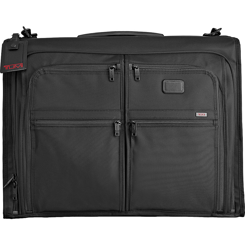 Tumi Alpha 2 Classic Garment Bag Black - Tumi Garment Bags - Luggage, Garment Bags