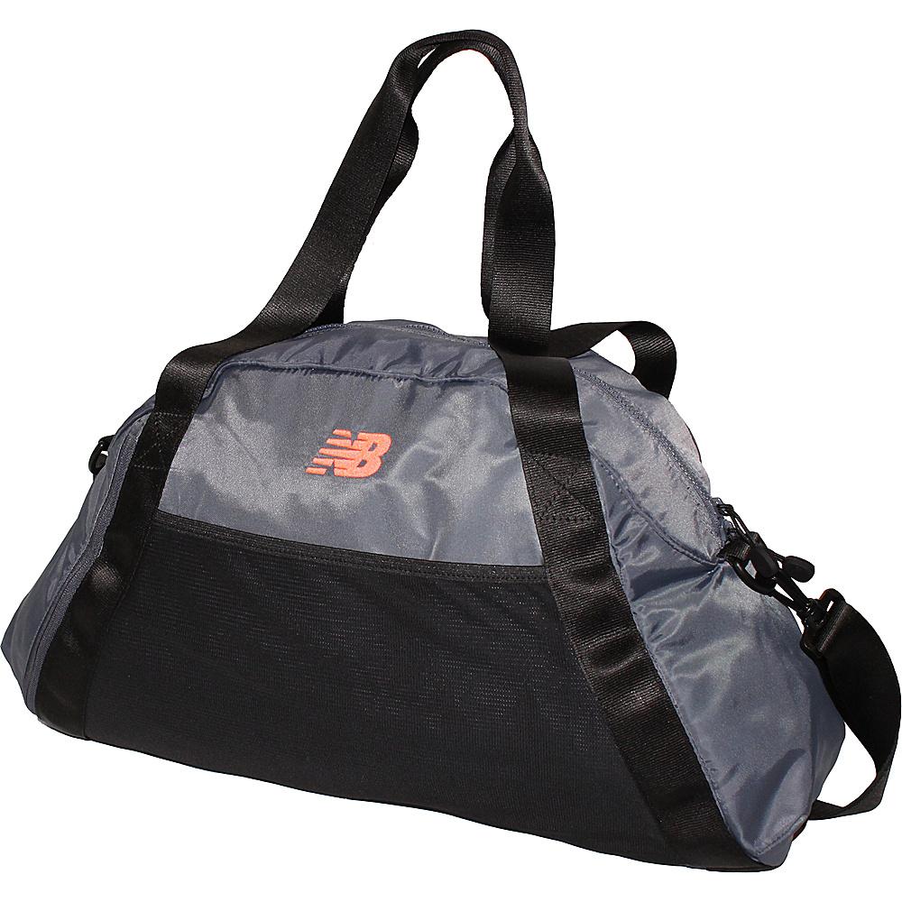 New Balance Women's Gym Bag Thunder - New Balance Gym Duffels