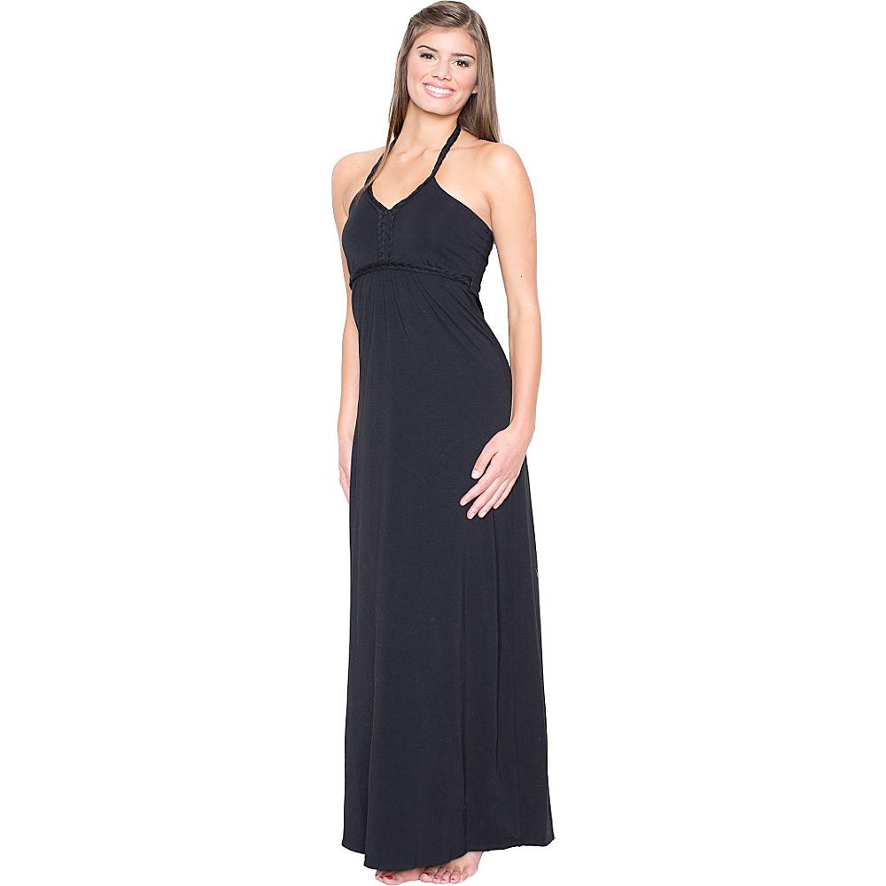 Soybu Dhara Dress L - Black - Soybu Womens Apparel - Apparel & Footwear, Women's Apparel