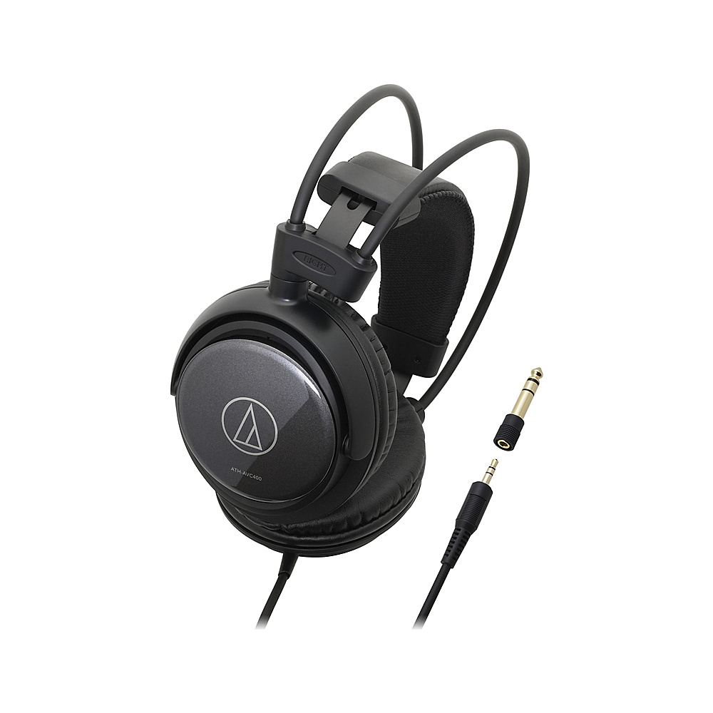 Audio Technica SonicPro Over-Ear Headphones Black - Audio Technica Headphones & Speakers