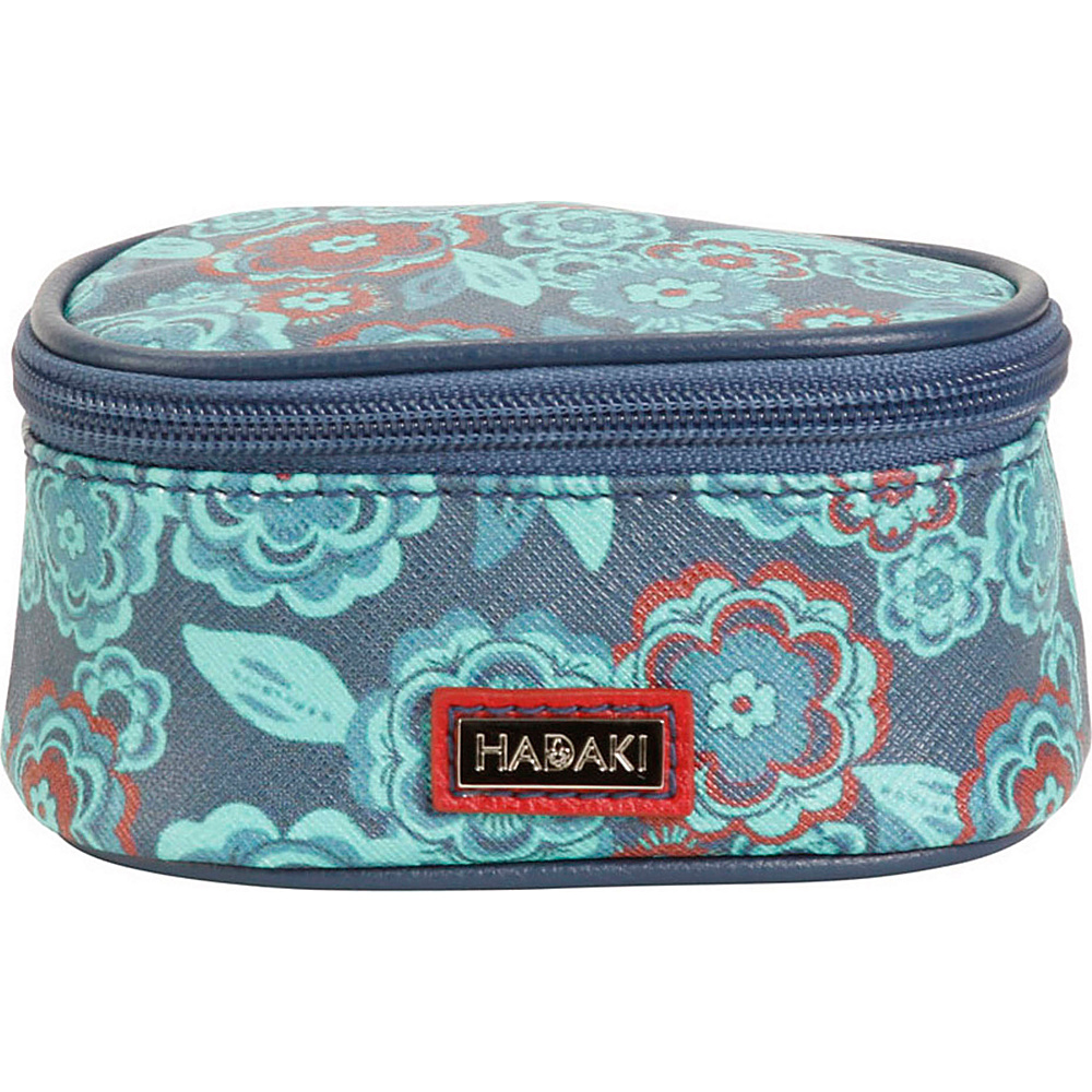Hadaki Vegan Leather Jewelry Train Case Floral - Hadaki Travel Organizers - Travel Accessories, Travel Organizers