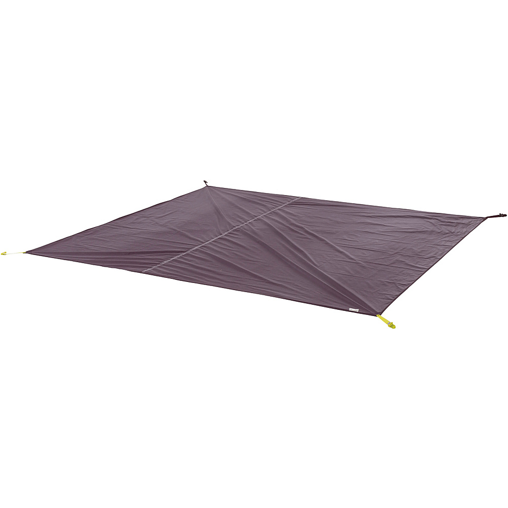 Big Agnes Yellow Jacket 4 Footprint Plum Big Agnes Outdoor Accessories