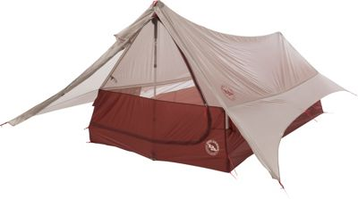 Big Agnes Big Agnes Scout Plus UL 2 Person Tent Ash/Henna - Big Agnes Outdoor Accessories