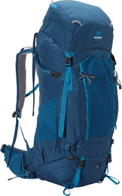 Mountainsmith Apex 80 Hiking Backpack Moroccan Blue - Mountainsmith Day Hiking Backpacks