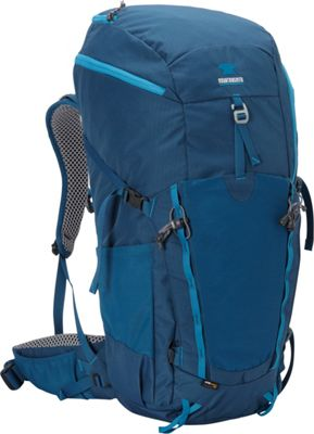 Mountainsmith Mayhem 45 Hiking Backpack Moroccan Blue - Mountainsmith Day Hiking Backpacks