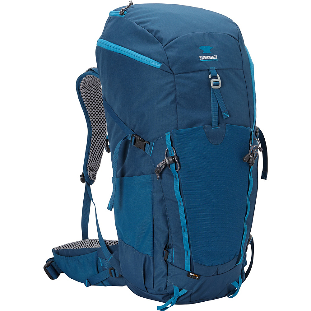 Mountainsmith Mayhem 45 Hiking Backpack Moroccan Blue Mountainsmith Day Hiking Backpacks