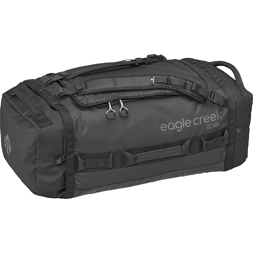 Eagle Creek Cargo Hauler Duffel 90L / L Black - Eagle Creek Outdoor Duffels - Duffels, Outdoor Duffels