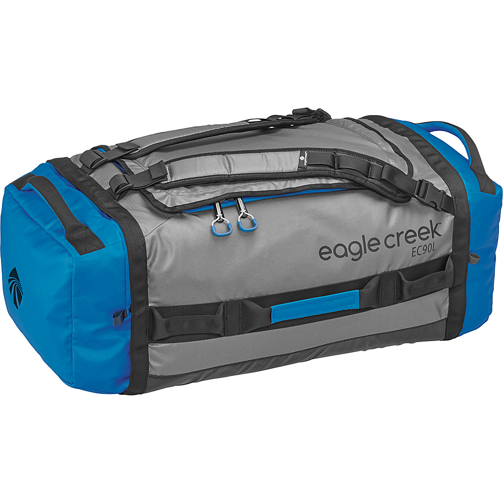 Eagle Creek Cargo Hauler Duffel 90L / L Blue/Grey - Eagle Creek Outdoor Duffels - Duffels, Outdoor Duffels