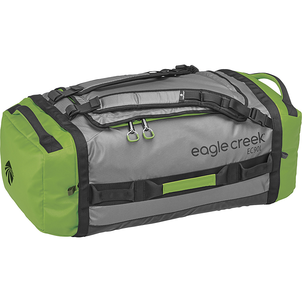 Eagle Creek Cargo Hauler Duffel 90L / L Fern/Grey - Eagle Creek Outdoor Duffels - Duffels, Outdoor Duffels