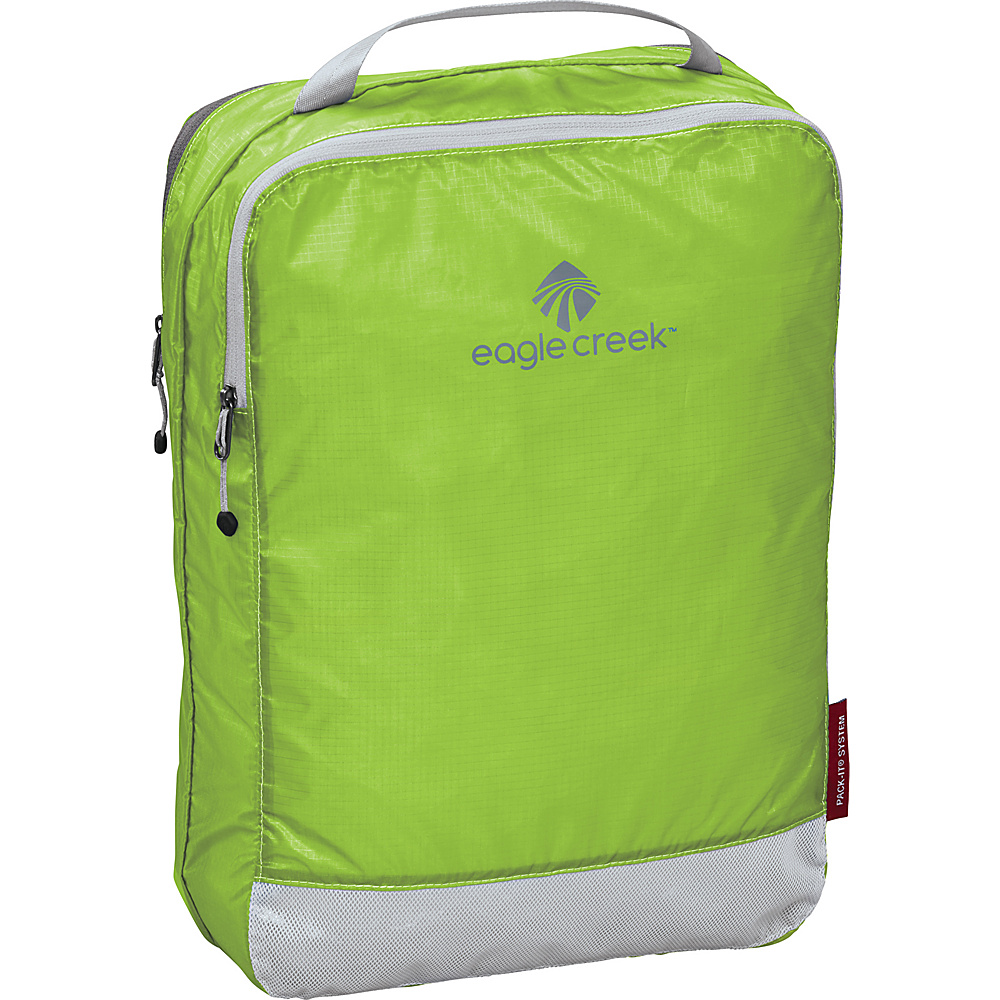Eagle Creek Pack-It Specter Clean Dirty Cube Strobe Green - Eagle Creek Travel Organizers - Travel Accessories, Travel Organizers