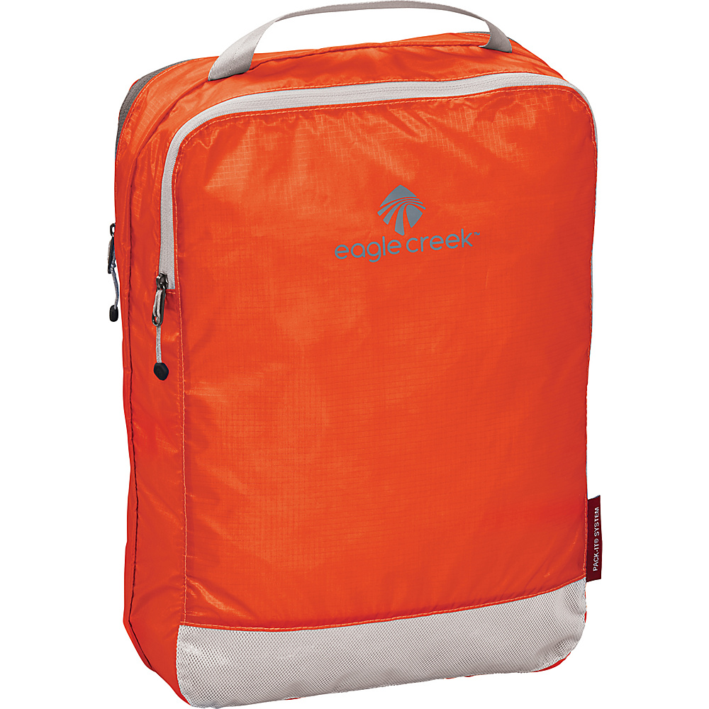 Eagle Creek Pack-It Specter Clean Dirty Cube Flame Orange - Eagle Creek Travel Organizers - Travel Accessories, Travel Organizers