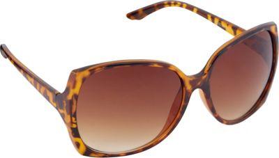 POP Fashionwear Designer Inspired Fashion Sunglasses Tortoise/Brown Lens - POP Fashionwear Sunglasses