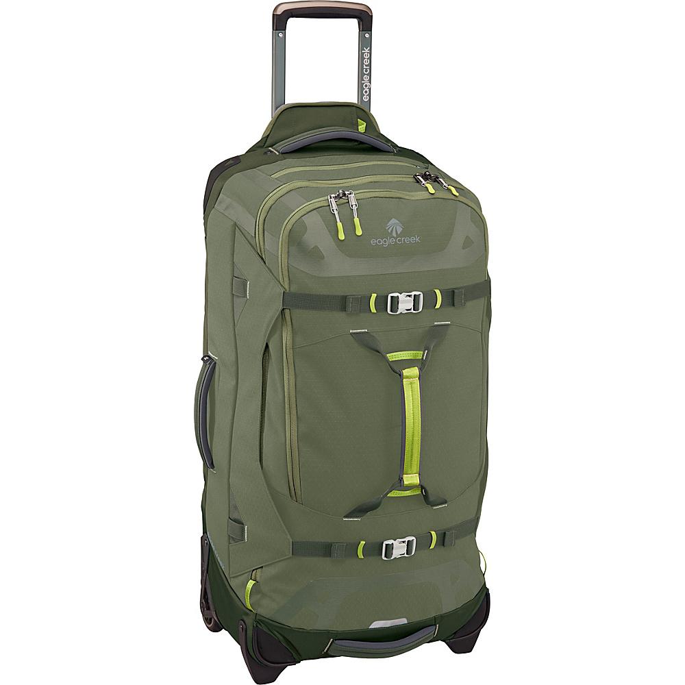 Eagle Creek Gear Warrior 32 Wheeled Duffel Bag Olive - Eagle Creek Travel Duffels - Duffels, Travel Duffels
