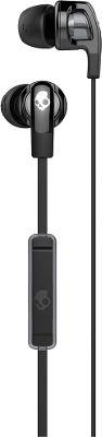 Skullcandy Ingram Smokin' Buds Flat Cable Earbuds Black - Skullcandy Ingram Headphones & Speakers