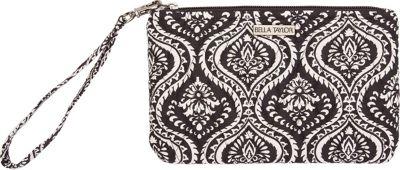 Bella Taylor Wristlet Pouch Dahlia Black - Bella Taylor Women's Wallets