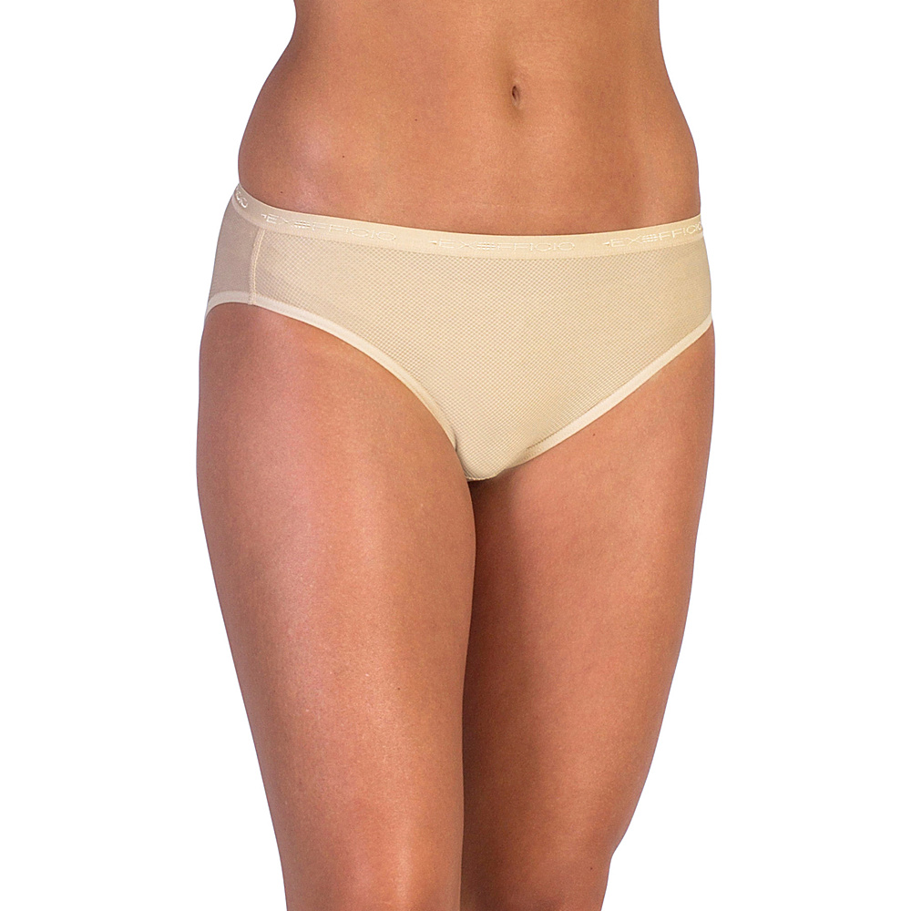 ExOfficio Give-N-Go Bikini Brief S - Nude - ExOfficio Womens Apparel - Apparel & Footwear, Women's Apparel