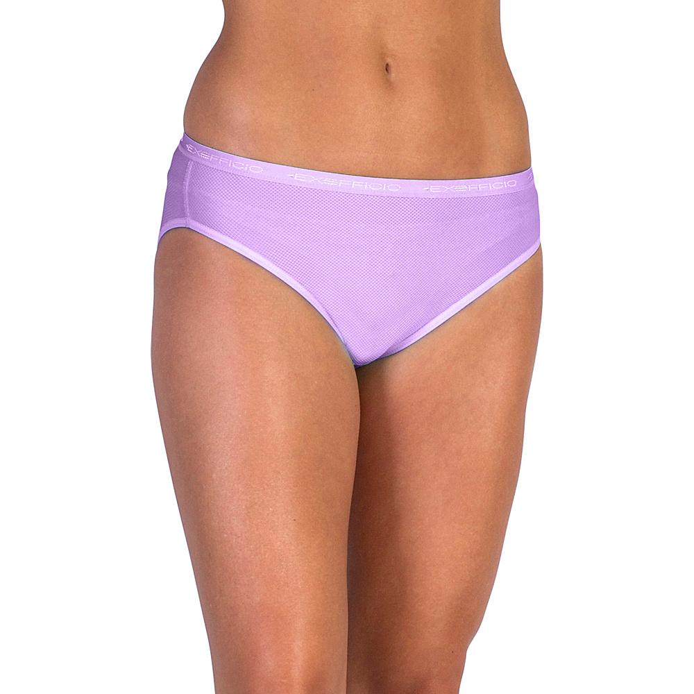 ExOfficio Give N Go Bikini Brief L Lupine ExOfficio Women s Apparel