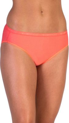 ExOfficio Give-N-Go Bikini Brief M - Hot Coral - ExOfficio Women's Apparel
